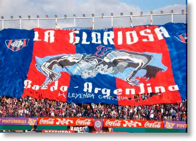 """""""Cuervos"""" y """"El Ciclón"""" son los dos sobrenombres que recibe San Lorenzo de Almagro - Odio Eterno Al Fútbol Moderno"""