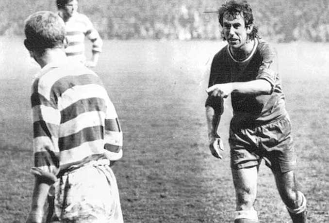 Aquel Celtic vs Atlético de Madrid tuvo de todo menos fútbol