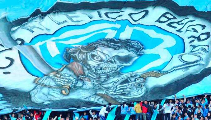 """Los hinchas de Belgrano reciben el apodo de """"Piratas"""" - Odio Eterno Al Fútbol Moderno"""