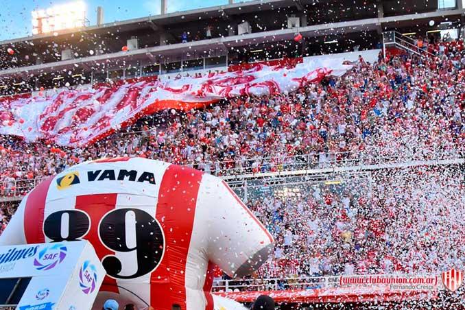 """Los de Club Atlético Colón son conocidos como """"Tatengues"""" - Odio Eterno Al Fútbol Moderno"""