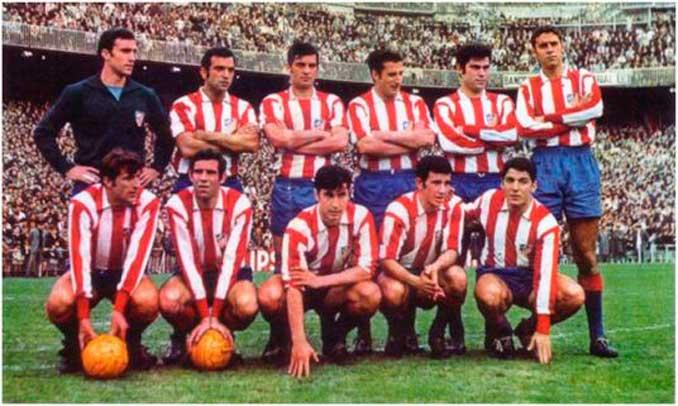 Atlético de Madrid en la temporada 1969-1970