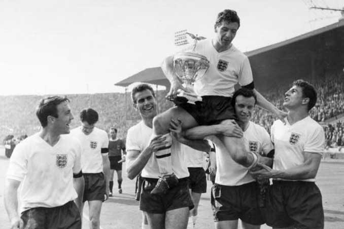 Inglaterra es el equipo que más veces ganó la British Home Championship