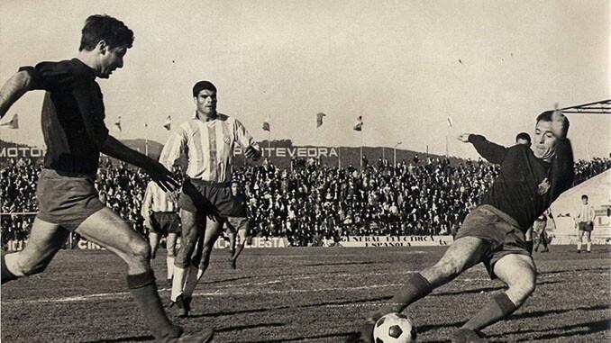Ceresuela marcó el gol del ascenso del Pontevedra CF a la Liga - Odio Eterno Al Fútbol Moderno