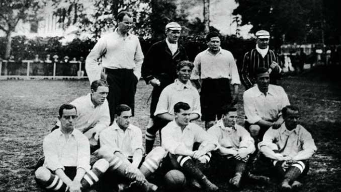 Corinthians se fundó el 1 de septiembre de 1910