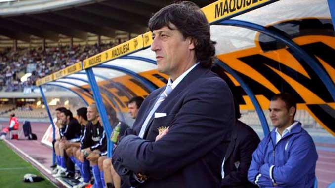 Enrique Martín dirigió al CD Leganés durante dos temporadas