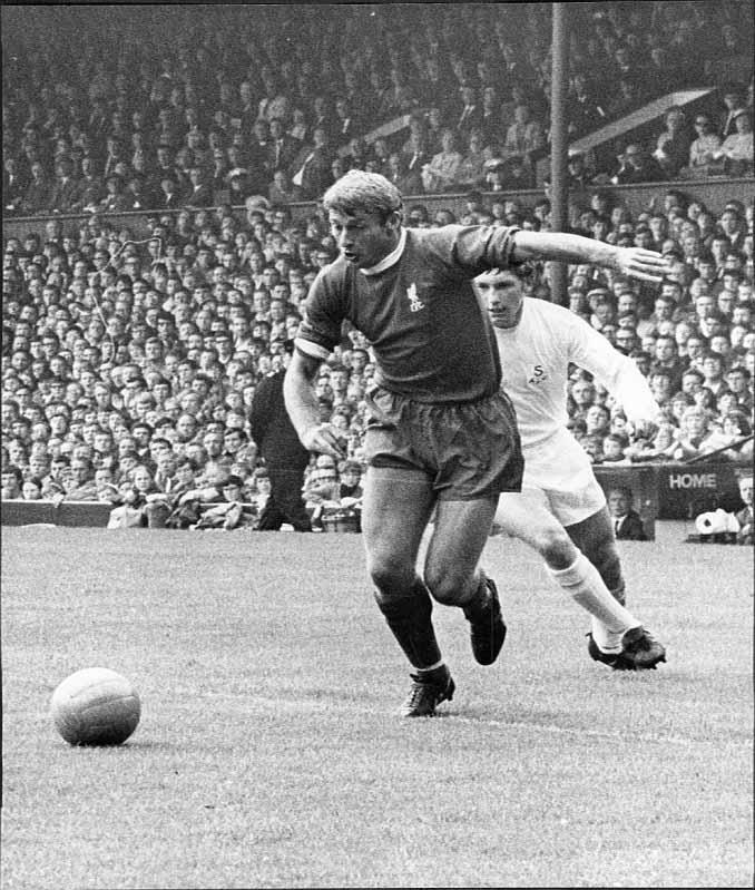 Roger Hunt logró 4 goles en el Boxing Day de 1963 - Odio Eterno Al Fútbol Moderno