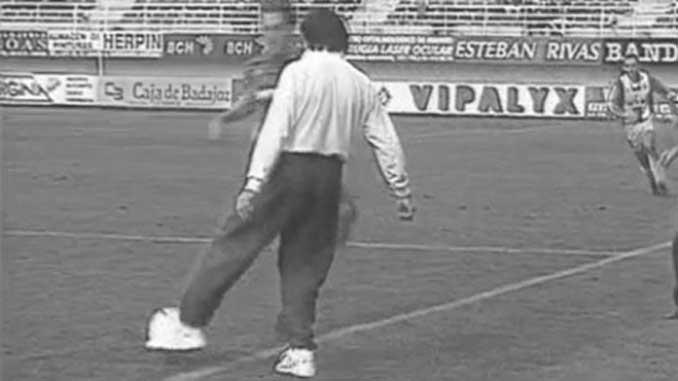 La jugada de Enrique Martín es historia del fútbol español - Odio Eterno Al Fútbol Moderno