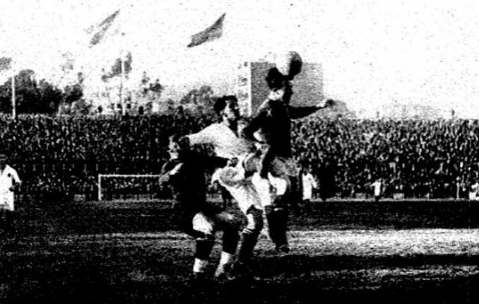 El primer Clásico de la Liga se lo llevó el Real Madrid en Les Corts - Odio Eterno Al Fútbol Moderno