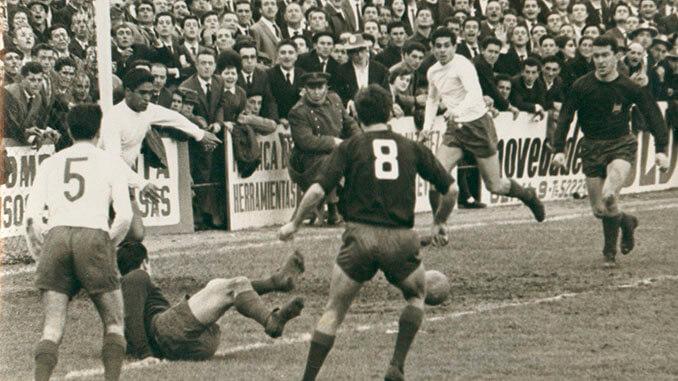 Los grandes lo pasaron muy mal en Pasarón en los '60 - Odio Eterno Al Fútbol Moderno