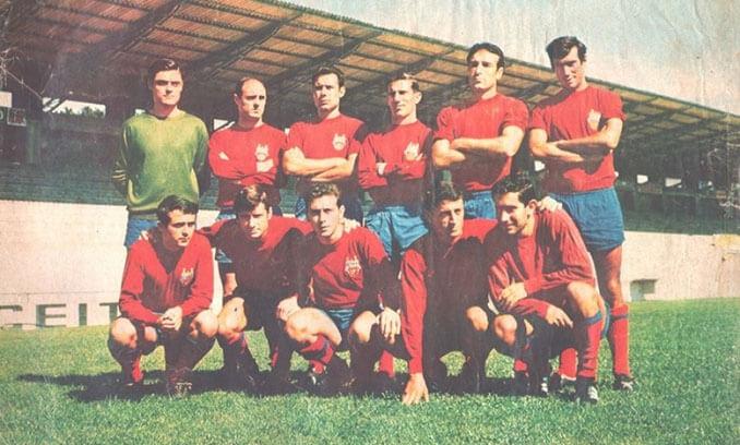 Pontevedra CF en la temporada 67-68 - Odio Eterno Al Fútbol Moderno