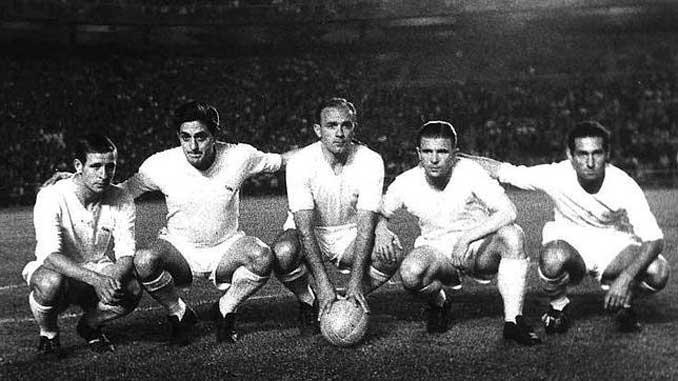 El Real Madrid conquistó las 5 primeras Copas de Europa que se disputaron - Odio Eterno Al Fútbol Moderno