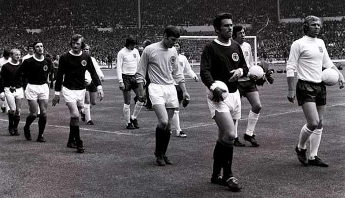 Escocia vs Inglaterra, la rivalidad más antigua del fútbol