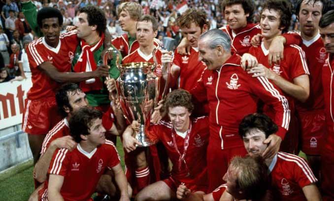 Final de la Copa de Europa 1980