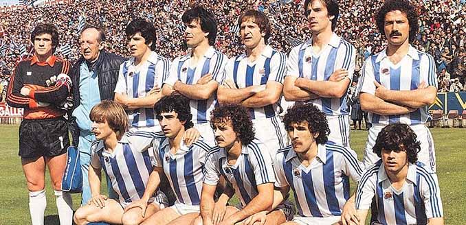 La Real Sociedad puso casi inalcanzable el récord de imbatibilidad de la Liga en la 79-80 - Odio Eterno Al Fútbol Moderno