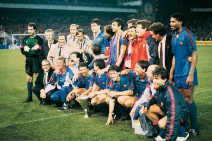 FC Barcelona campeón de la Recopa 88-89 - Odio Eterno Al Fútbol Moderno