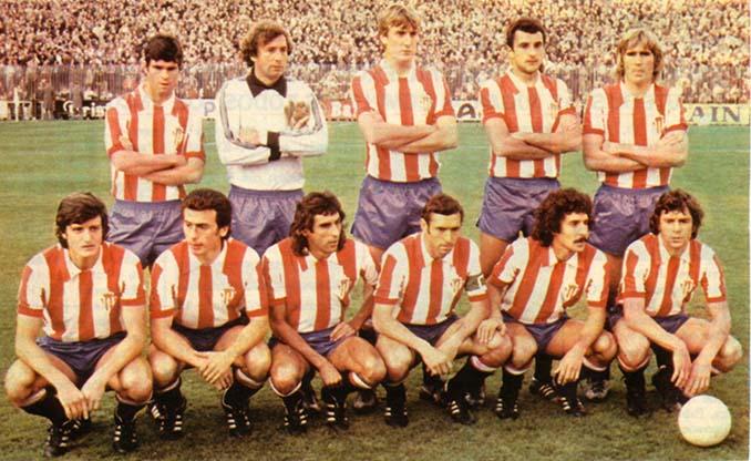 Real Sporting de Gijón en la temporada 78-79 - Odio Eterno Al Fútbol Moderno