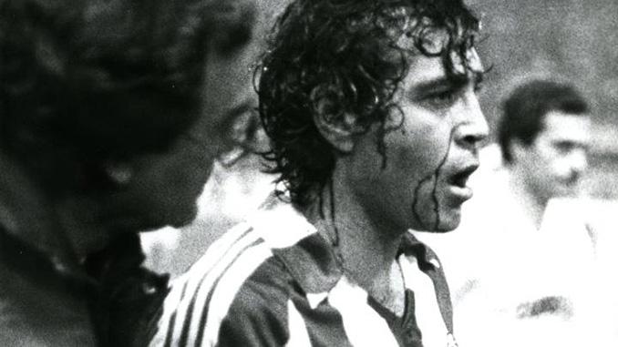 Enzo Ferrero fue expulsado en el minuto 7 de aquel Sporting vs Real Madrid