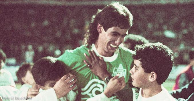 El mundo del fútbol jamás olvidará a Andrés Escobar