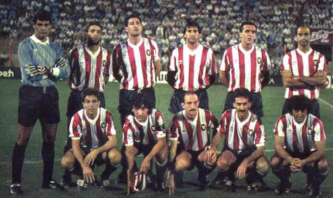 El CD Logroñés jugó 9 años en Primera División