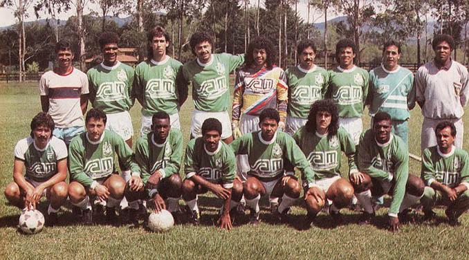 Atlético Nacional logró el primer título internacional del fútbol colombiano