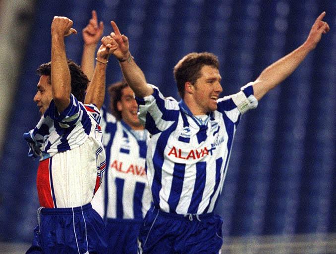 El Deportivo Alavés realizó un machada copera en la 97-98 - Odio Eterno Al Fútbol Moderno