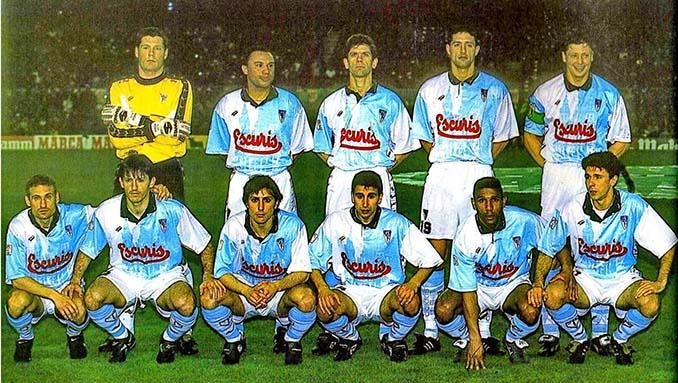 SD Compostela en la temporada 97-98 - Odio Eterno Al Fútbol Moderno