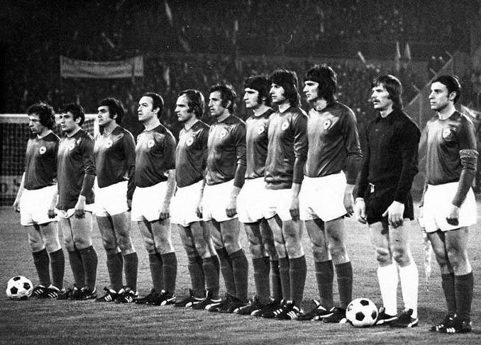 Selección de Yugoslavia durante el Mundial de Alemania Occidental 1974