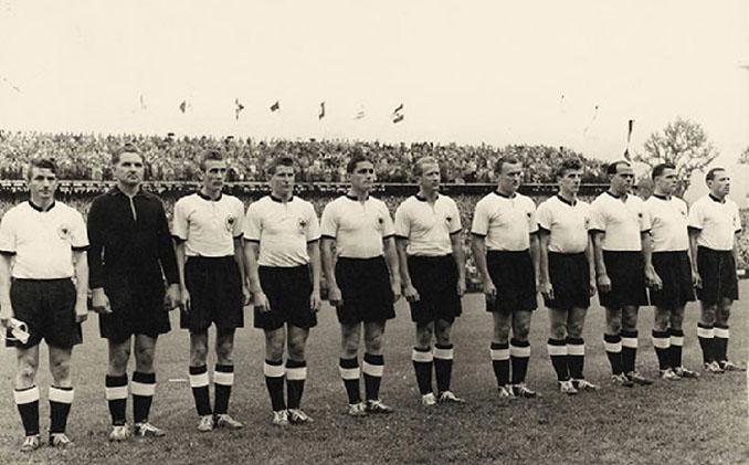 Alemania fue el inesperado triunfador en El Milagro de Berna - Odio Eterno Al Fútbol Moderno