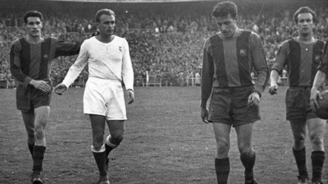 Alfredo Di Stéfano mito del Real Madrid - Odio Eterno Al Fútbol Moderno