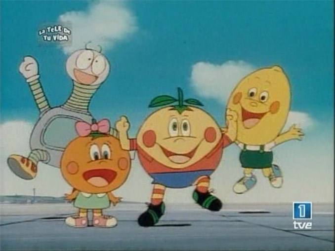 Fútbol en acción fue la serie protagonizada por Naranjito - Odio Eterno Al Fútbol Moderno