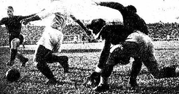 El 13 de junio de 1943 se produjo la mayor goleada en un Clásico - Odio Eterno Al Fútbol Moderno