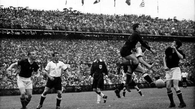 Se doparon los alemanes durante el Mundial de 1954 - Odio Eterno Al Fútbol Moderno
