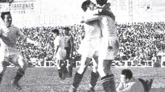 En 1943 se produjo la mayor goleada en un Clásico - Odio Eterno Al Fútbol Moderno