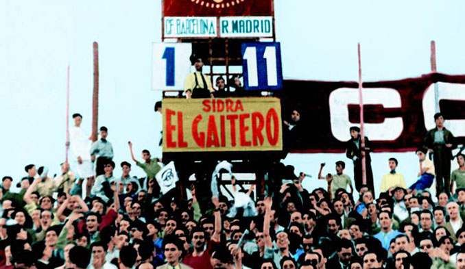Marcador de la mayor goleada en un Clásico - Odio Eterno Al Fútbol Moderno