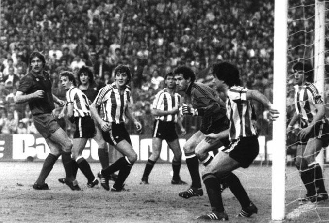 Final de la Copa del Rey de 1984 entre Athletic Club y FC Barcelona - Odio Eterno Al Fútbol Moderno