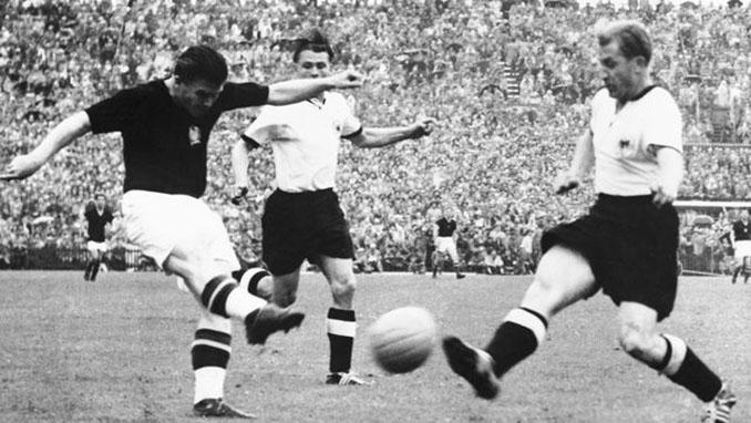 Puskas no llegó en plenitud de condiciones a la final - Odio Eterno Al Fútbol Moderno