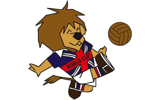 Willie fue la primera mascota de los Mundiales en Inglaterra '66 - Odio Eterno Al Fútbol Moderno