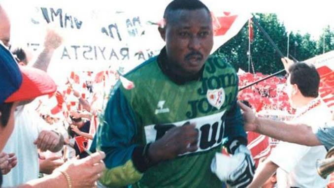 Wilfred Agbonavbare jugó 6 años en el Rayo - Odio Eterno Al Fútbol Moderno