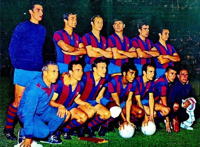 FC Barcelona en la temporada 1967-1968 - Odio Eterno Al Fútbol Moderno