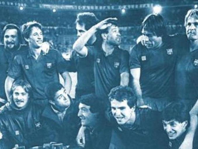 FC. Barcelona en 1988 - Odio Eterno Al Fútbol Moderno