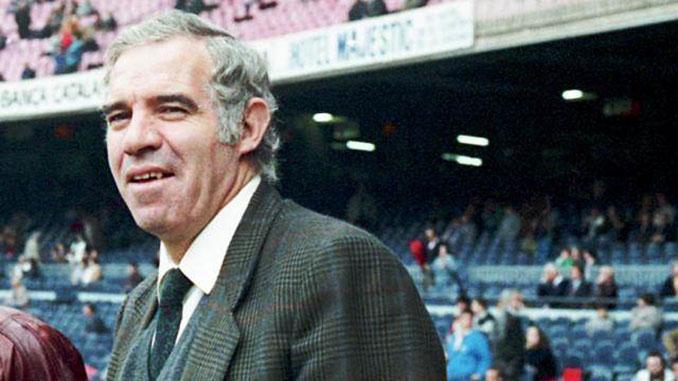 """Luís Aragonés """"Zapatones"""" en 1987 - Odio Eterno Al Fútbol Moderno"""