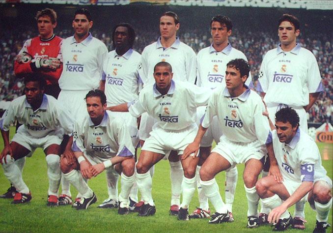Real Madrid en la temporada 97-98 - Odio Eterno Al Fútbol Moderno