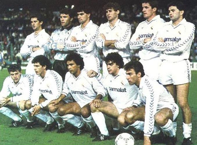 Real Madrid en la temporada 87-88 - Odio Eterno Al Fútbol Moderno