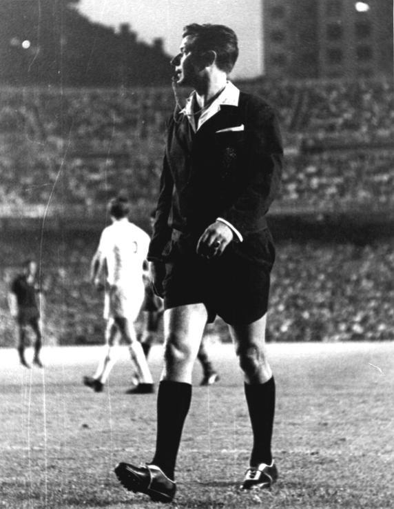 El colegiado mallorquín Antonio Rigo - Odio Eterno Al Fútbol Moderno