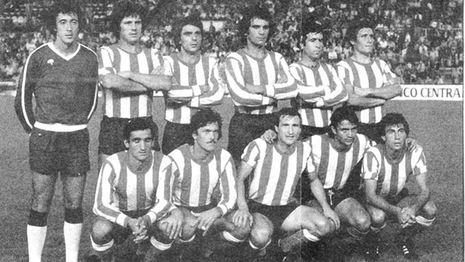 AD Almería en 1980 - Odio Eterno Al Fútbol Moderno