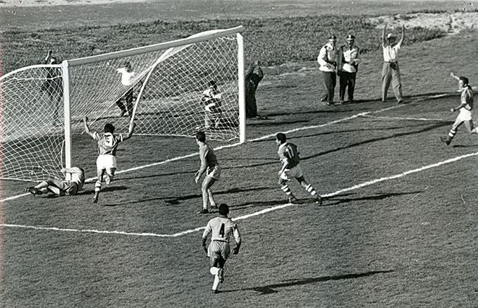 Bolivia vs Brasil en la Copa América 1963 - Odio Eterno Al Fútbol Moderno