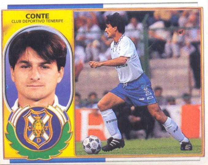 Cromo de Nacho Conte - Odio Eterno Al Fútbol Moderno