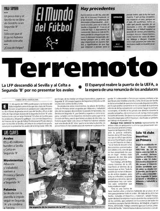 Diario informado de la reunión para aprobar la Liga de 22 - Odio Eterno Al Fútbol Moderno