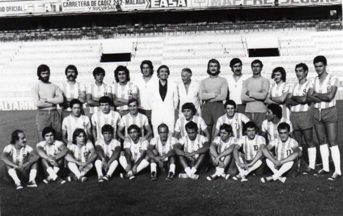 CD Málaga en la temporada 1979-1980 - Odio Eterno Al Fútbol Moderno