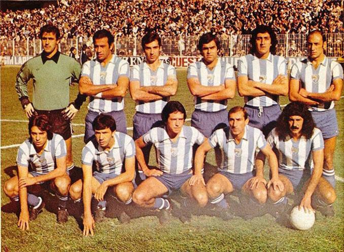 CD Málaga en 1980 - Odio Eterno Al Fútbol Moderno